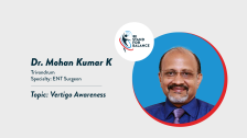 Dr- Mohan Kumar K  –   Vertigo Awareness
