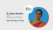 Dr Sapna Nambiar – Red Flags in Vertigo