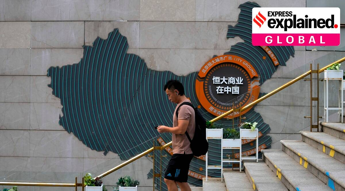 Evergrande, Evergrande crisis, China Evergrande crisis, What is Evergrande, Evergrande crisis explained, India markets today, Indian Express
