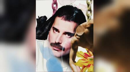 Freddie Mercury, Freddie Mercury NFT, Freddie Mercury AIDS charity