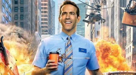 Ryan Reynolds, free guy, Ryan Reynolds free guy
