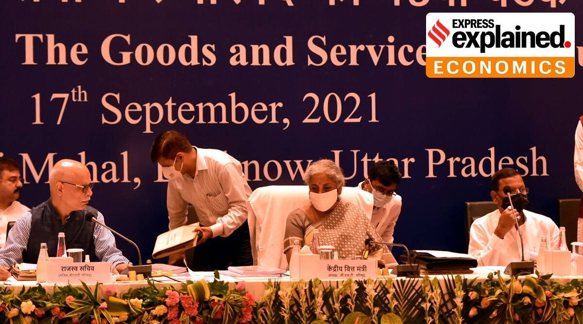 GST Council meeting, GST, GST changes, GST Council, GST on Covid drugs, GST food delivery apps, Indian Express