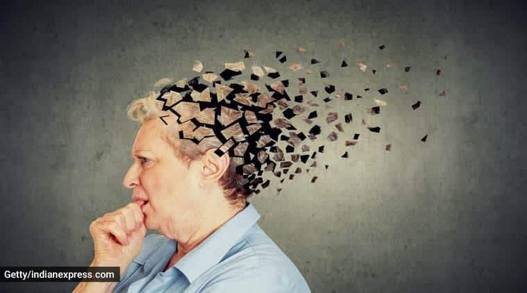 Alzheimer's disease, Alzheimer's disease signs and symptoms, Alzheimer's disease warning signs, Alzheimer's disease dementia, signs of dementia, world Alzheimer's day, indian express news