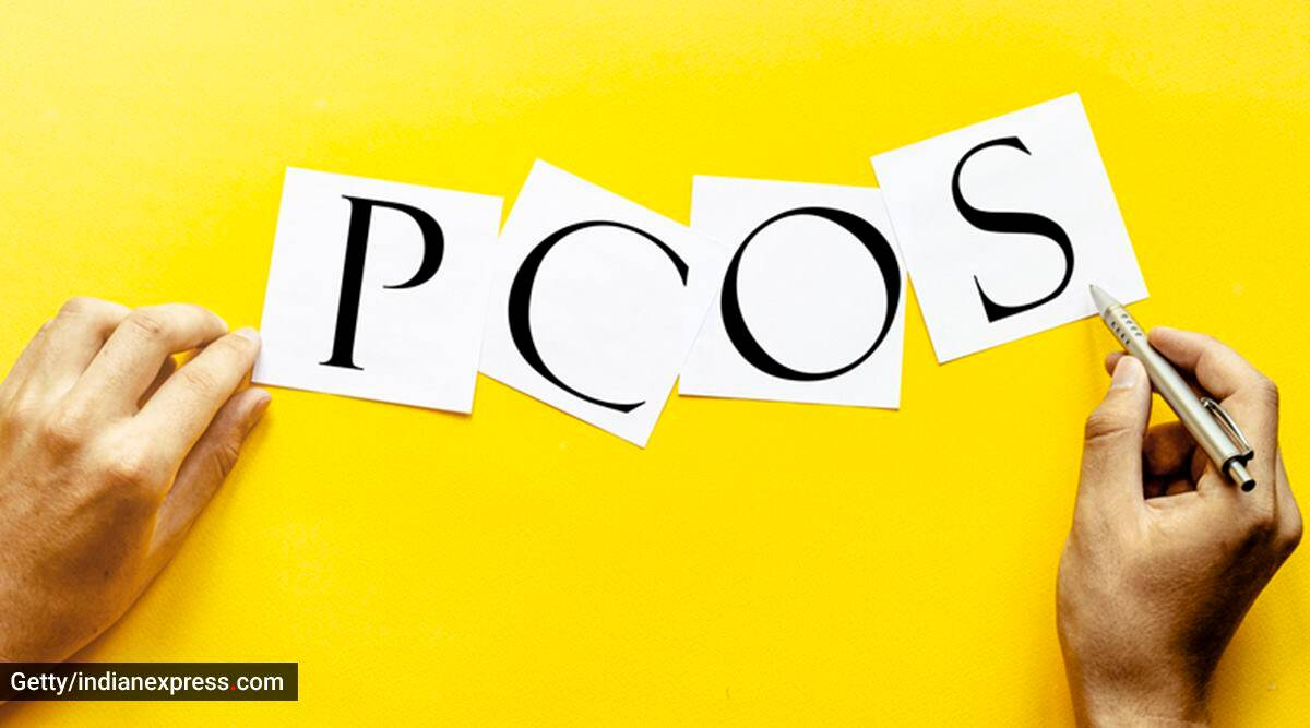 PCOS, what is PCOS, what causes PCOS, Polycystic ovarian syndrome, health impact of polycystic ovarian syndrome, lifestyle and dietary changes for Polycystic ovarian syndrome, health, indian express news