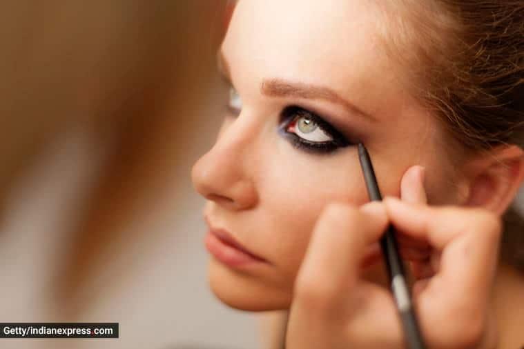 makeup, makeup at home, makeup essentials, makeup for beginners, doing makeup at home, basic makeup routine, indian express news