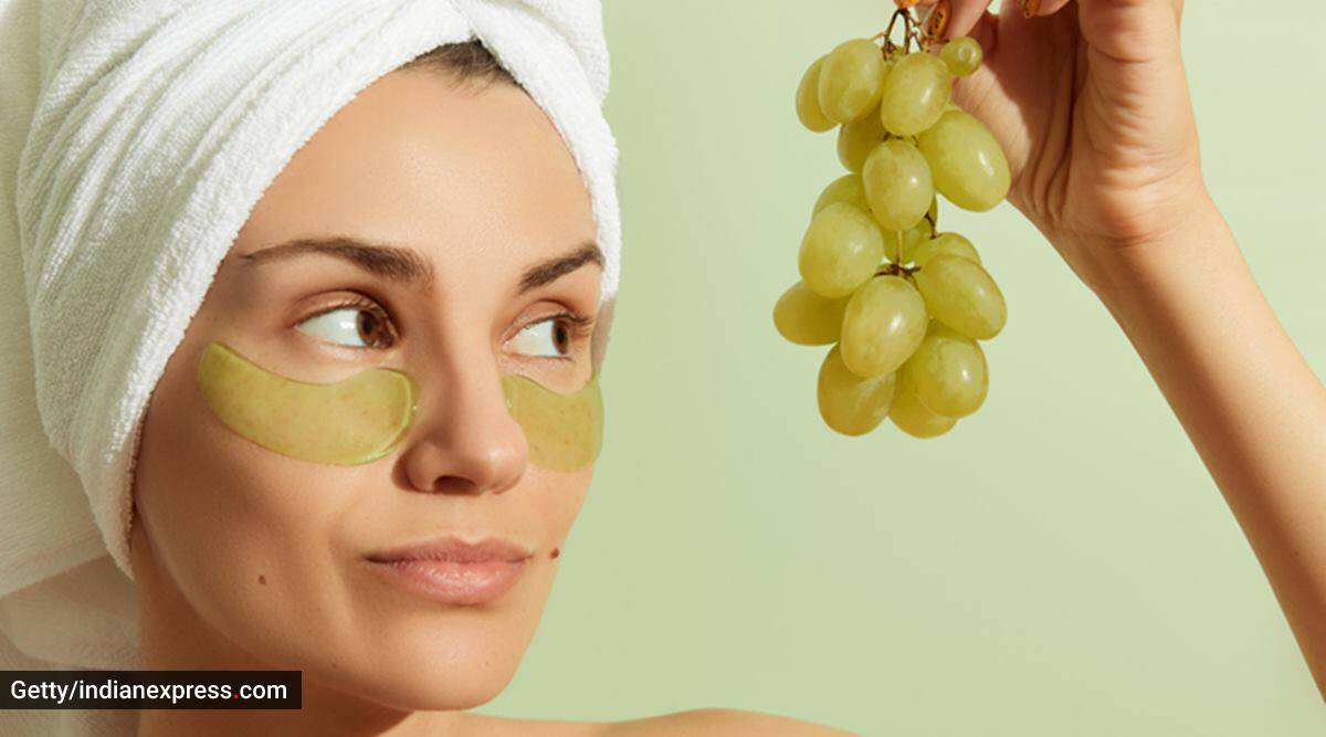 grape seed, what is grape seed extract, grape seed for skincare, skincare tips, grape seed and healthy skin, indian express news