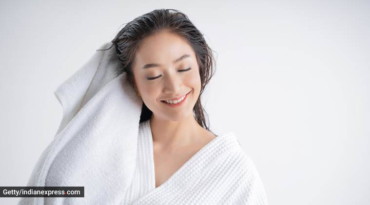 hair care, hair care tips, hair washing, how to shampoo your hair, washing your hair, shampoo tips for hair care, indian express news
