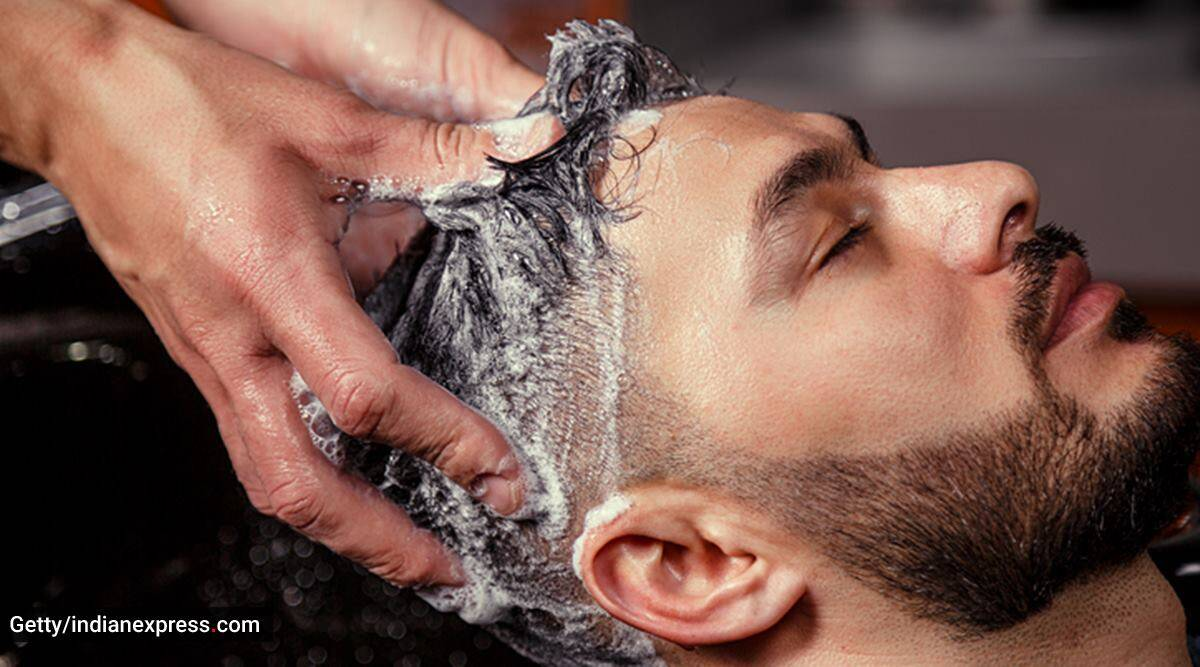 men's grooming, grooming tips for men, hair care for groom, pre-wedding hair care for grooms, hair care routine for men, pre-wedding, indian express news