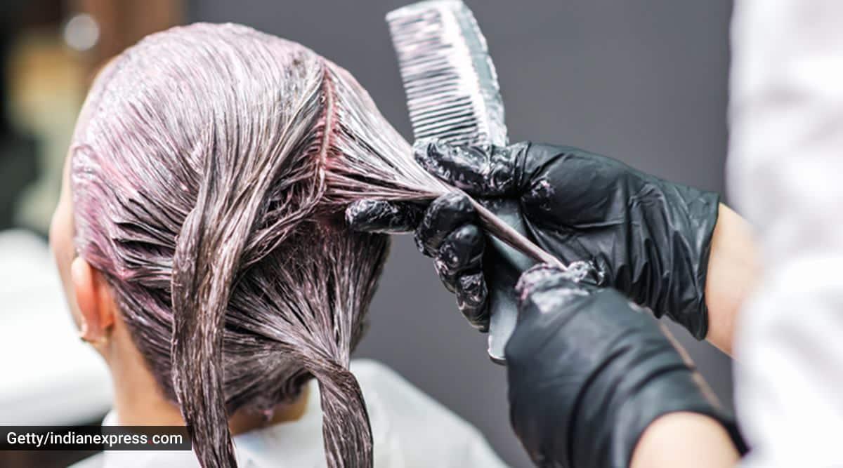 hair care, hair dye, hair colour, how to colour your hair, how to choose the right colour for your hair, expert hair care tips, hair colour tips, indian express news