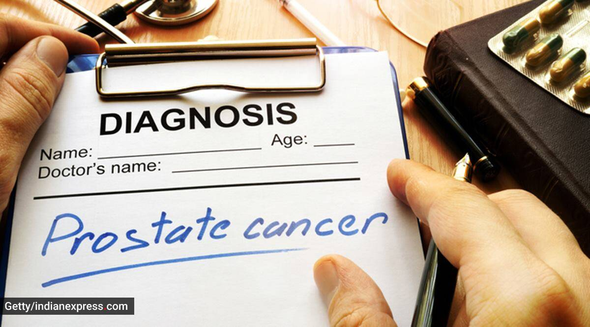 Prostate Cancer Awareness Month, what is prostate cancer, prostate cancer prevention, prostate cancer and health, what is prostate, indian express news
