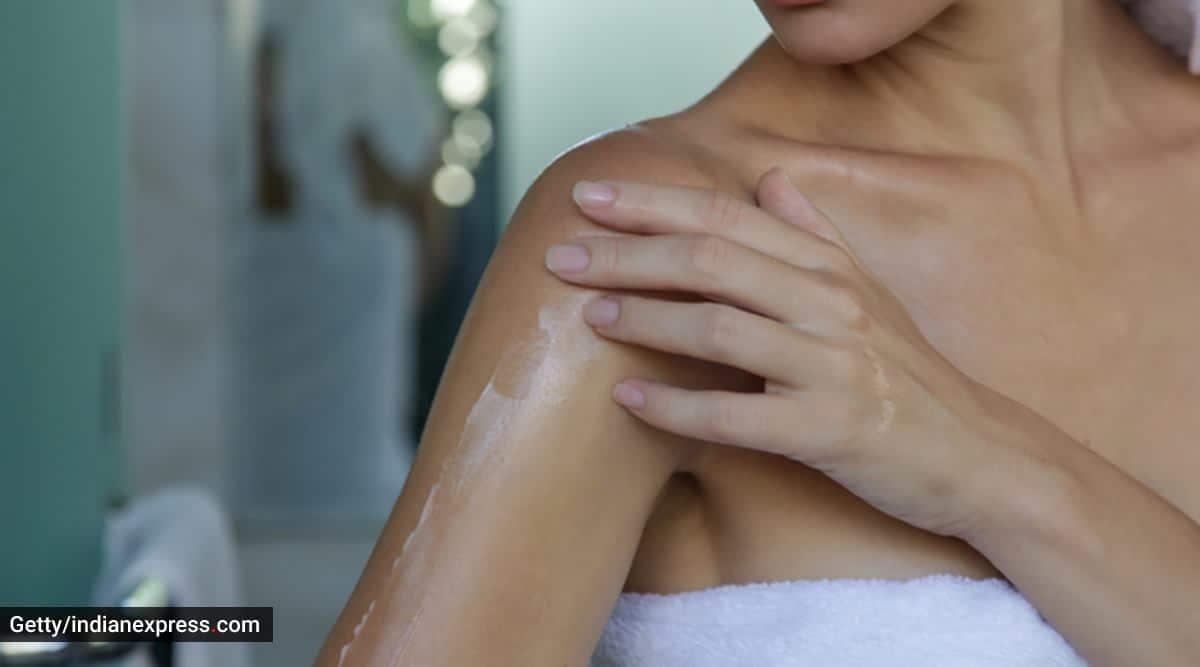 skincare, skincare tips, skincare at home, skin type, skin texture, dry skin, dehydrated skin, oily skin, skin hydration, hydrators, moisturisers, indian express news