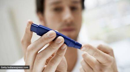 diabetes, diabetes in the pandemic, weight gain in the pandemic, type 2 diabetes risk, type 2 diabetes and pandemic, weight gain and type 2 diabetes risk, UK study, indian express news