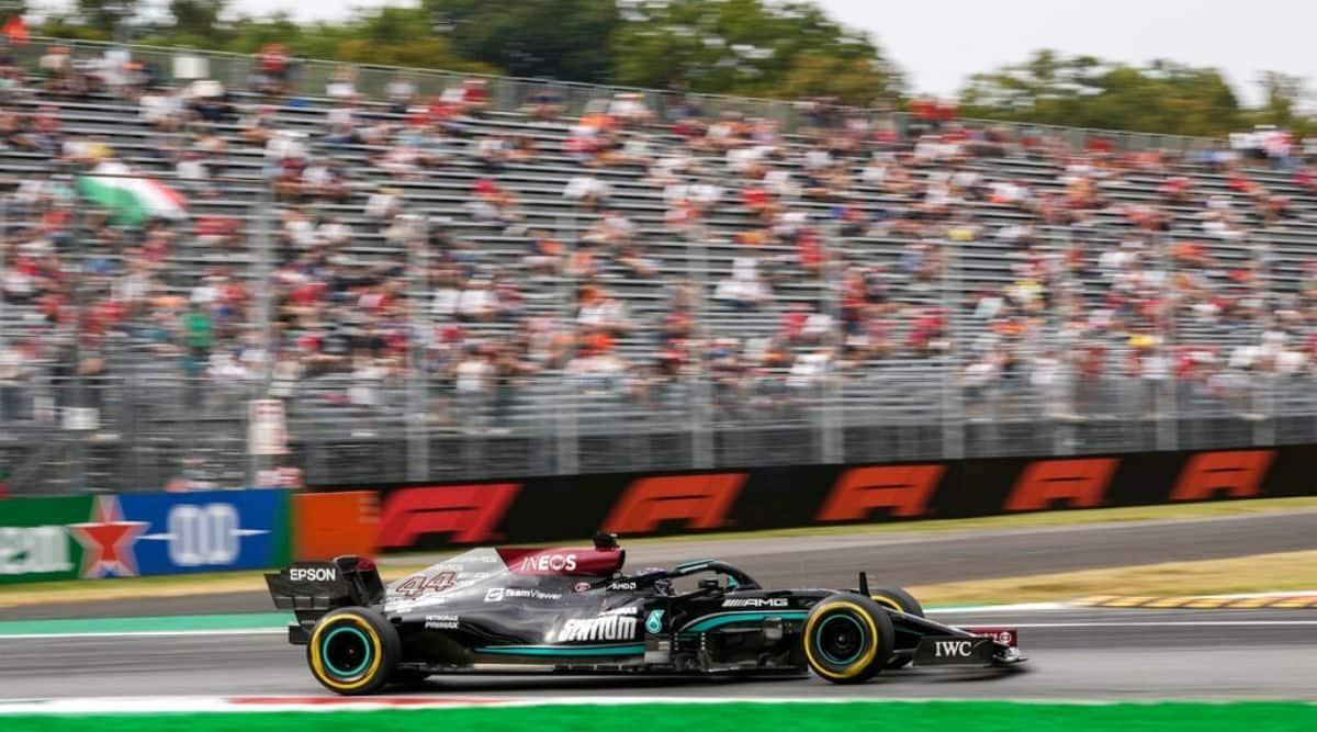 Hamilton, F1, Italian Grand Prix