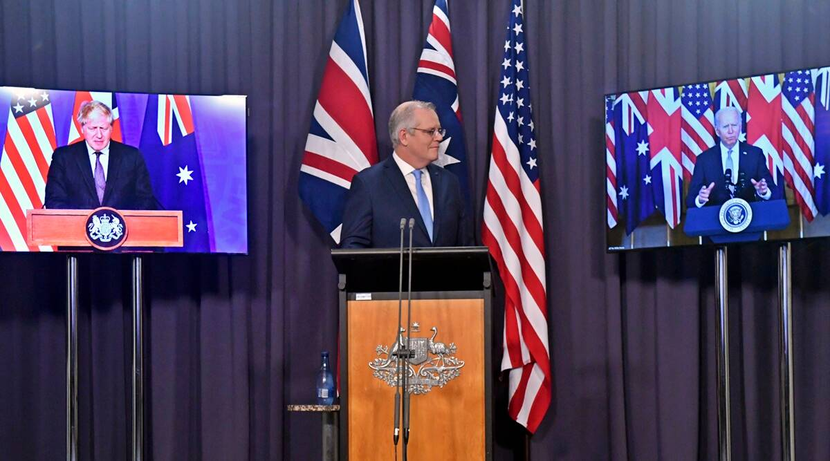 Indo-Pacific pact, Australia US treaty, Australia China, Australia China nuclear submarines, what is Indo-Pacific pact, US China, world news today, top news today, current affairs, latest current affairs
