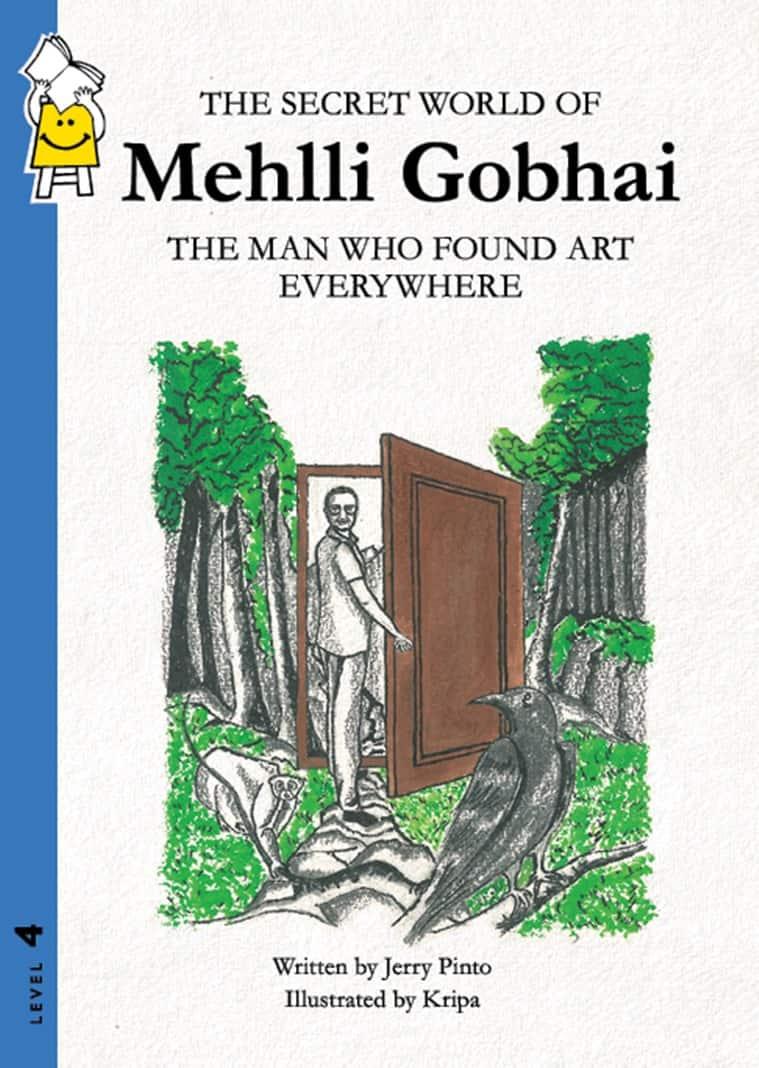 Jerry Pinto, Mehlli Gobhai