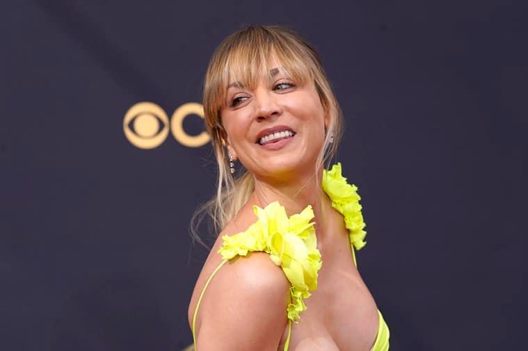 Kaley Cuoco, Emmy Awards