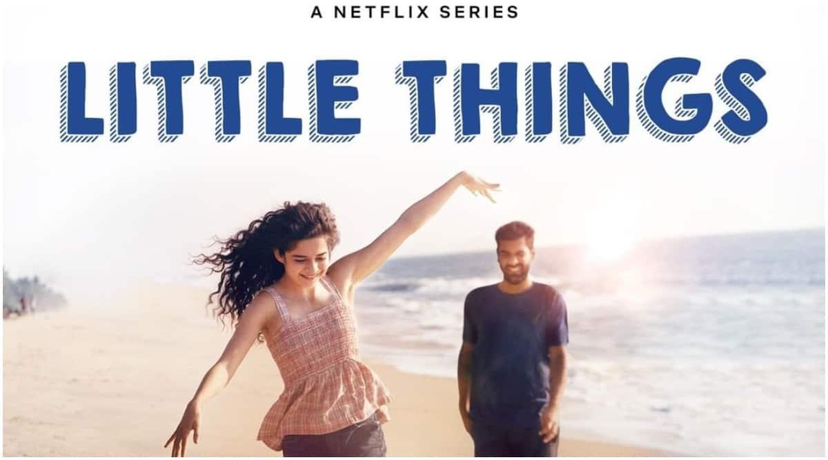 Little Things- Netflix- Dhruv Sehgal and Mithila Palkar