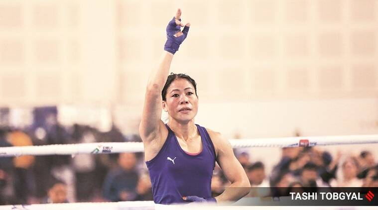 Sudha Menon, mary Kom Sudha Menon, Mary Kom Recipes for LIfe