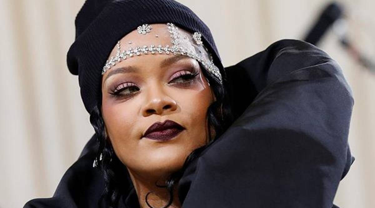 Met Gala 2021: Rihanna's 'Rebel Black Ring' has a cultural significance; find out - The Indian Express