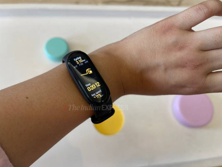 Mi Band 6, Xiaomi Mi Band 6 review, Mi Band 6 review, Mi Band 6 specifications