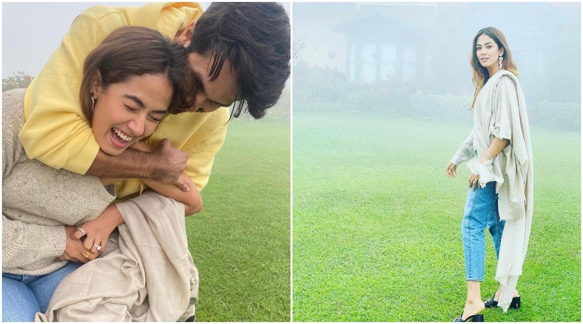 Mira Rajput- Shahid Kapoor