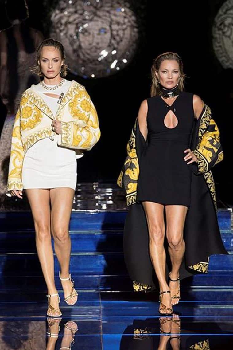Fendace, Milan Fashion Week, Kate Moss
