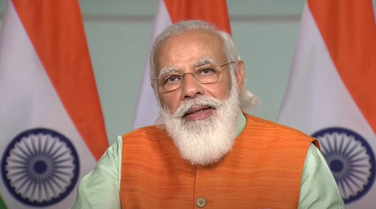 Modi, Narendra Modi, Indian Defence, defence sector, make in india, India news, Indian express, Indian express news, current affairs