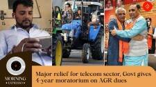 Major relief for telecom sector, Police link tractor sales to framer protests