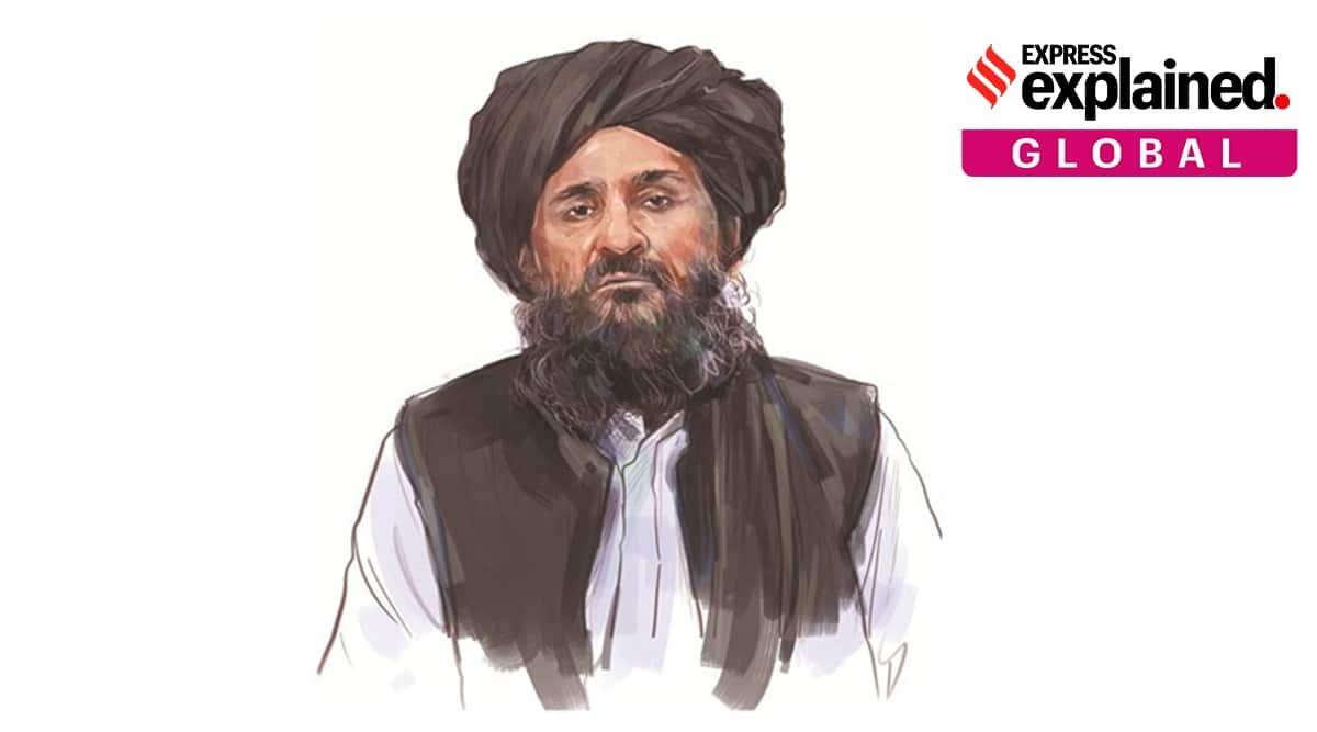 Mullah Abdul Ghani Baradar, Mullah Abdul Ghani Baradar Taliban, Afghanistan government, Afghanistan leader, who is Mullah Baradar, afghanistan news, afghanistan updates, taliban, current affairs, Indian Express