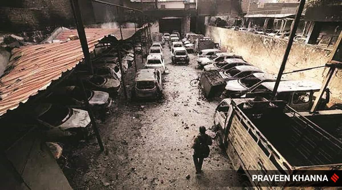 northeast delhi riots latest news