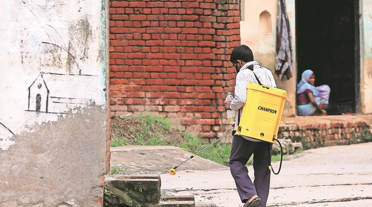 UP village empties out as 12 die after fever; officials test for dengue, malaria
