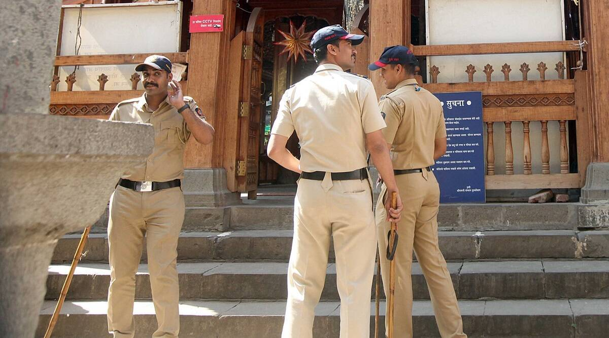 PUNE POLICE.