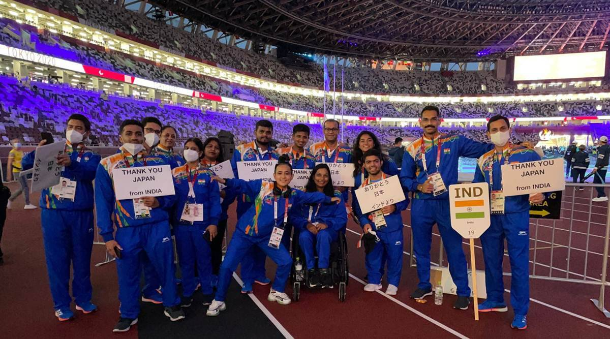 Better than the best: Meet India's 19 medallists at Tokyo Paralympics 2020  | Sports News,The Indian Express