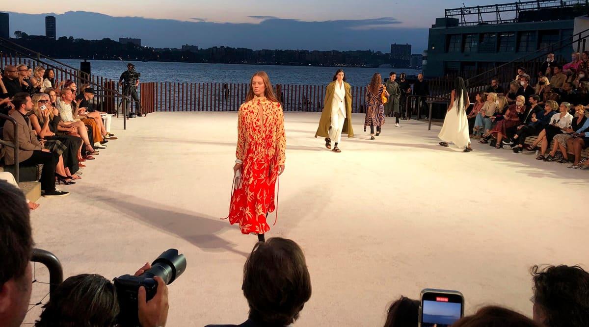 New York fashion week, Proenza Schouler, Proenza Schouler NYFW