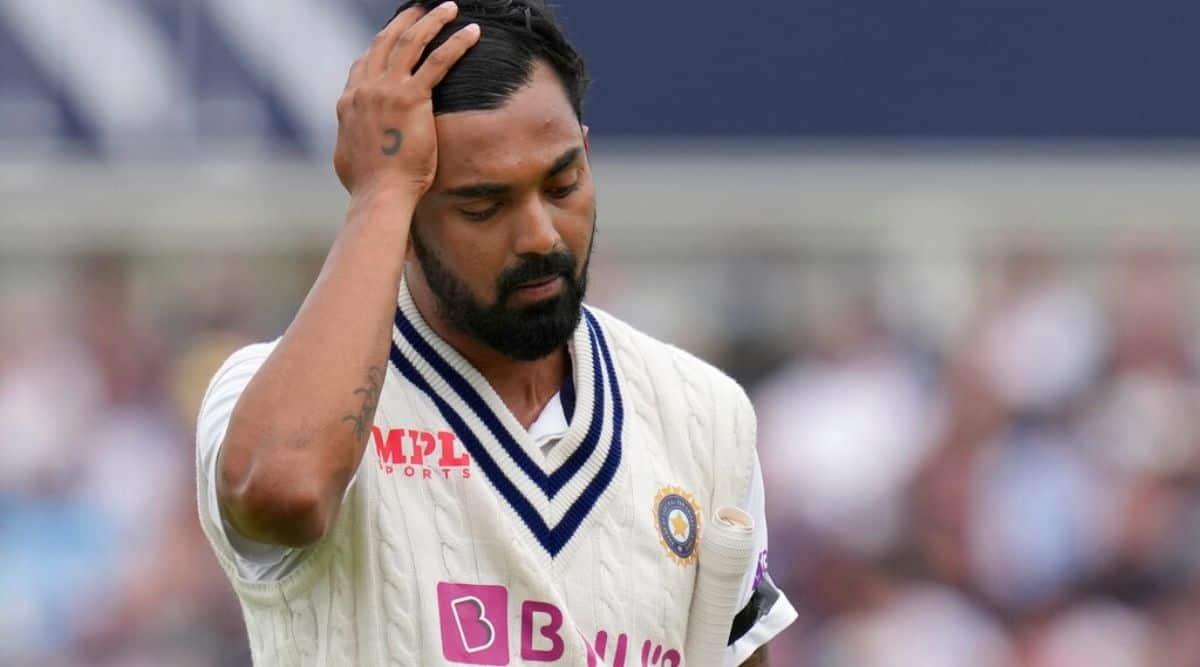KL Rahul, India vs England