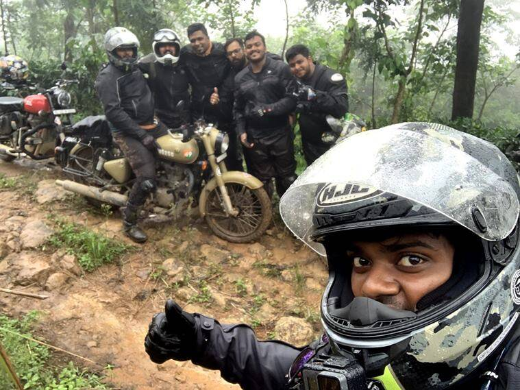 travelling, road trips, bikers, travelling with bikers, road trips with bikers, travelling solo, travelling with strangers, bonding with strangers while travelling, travelling and friendships, bikers, road trip on bikes, women travelling groups, making new friends while travelling, travel bonding, indian express news