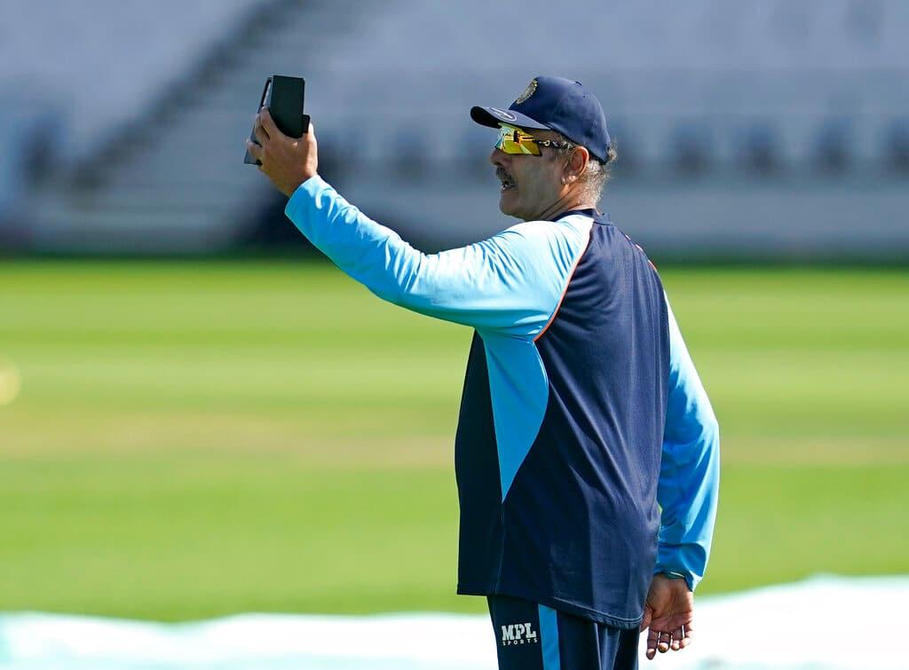 Ravi Shastri, Covid, India vs England