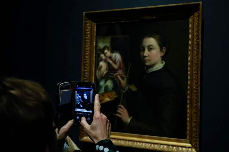 Renaissance portrait, Renaissance exhibition