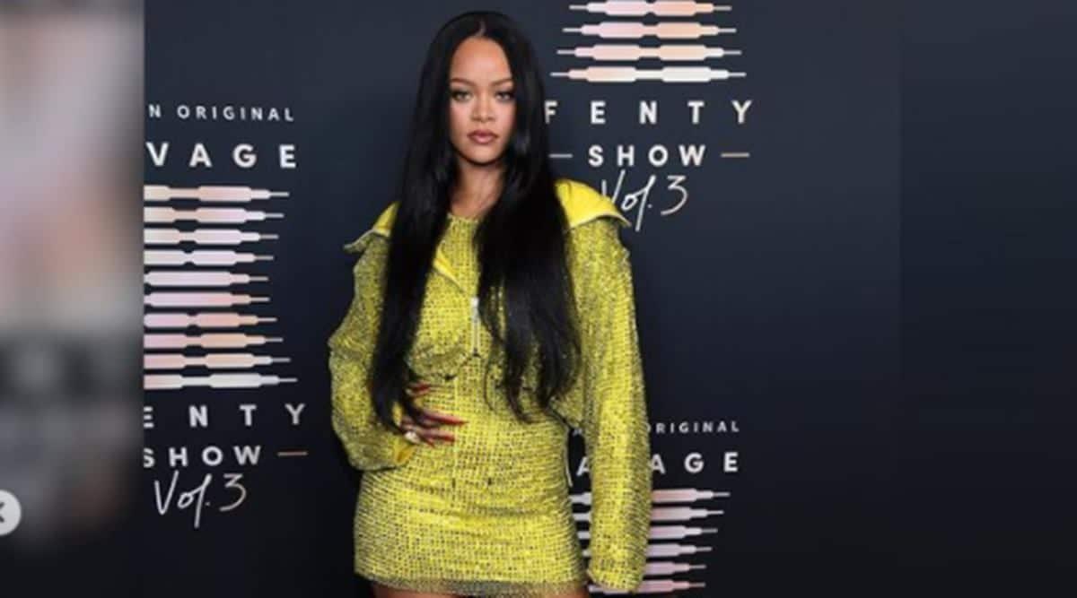 Rihanna, Rihanna cultural appropriation, Black culture, Black hairstyle, Black hairstyle braids, supermodels, Savage X Fenty show, indian express news