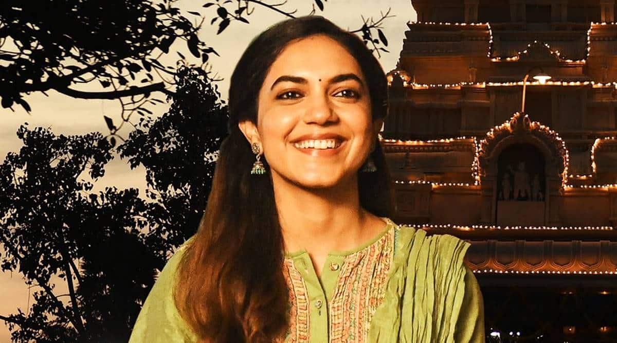 Ritu Varma Tuck Jagadish