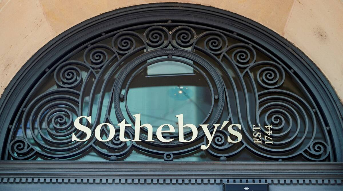 Andy Warhol, Picasso, sothebys art auction, Picasso sotheby