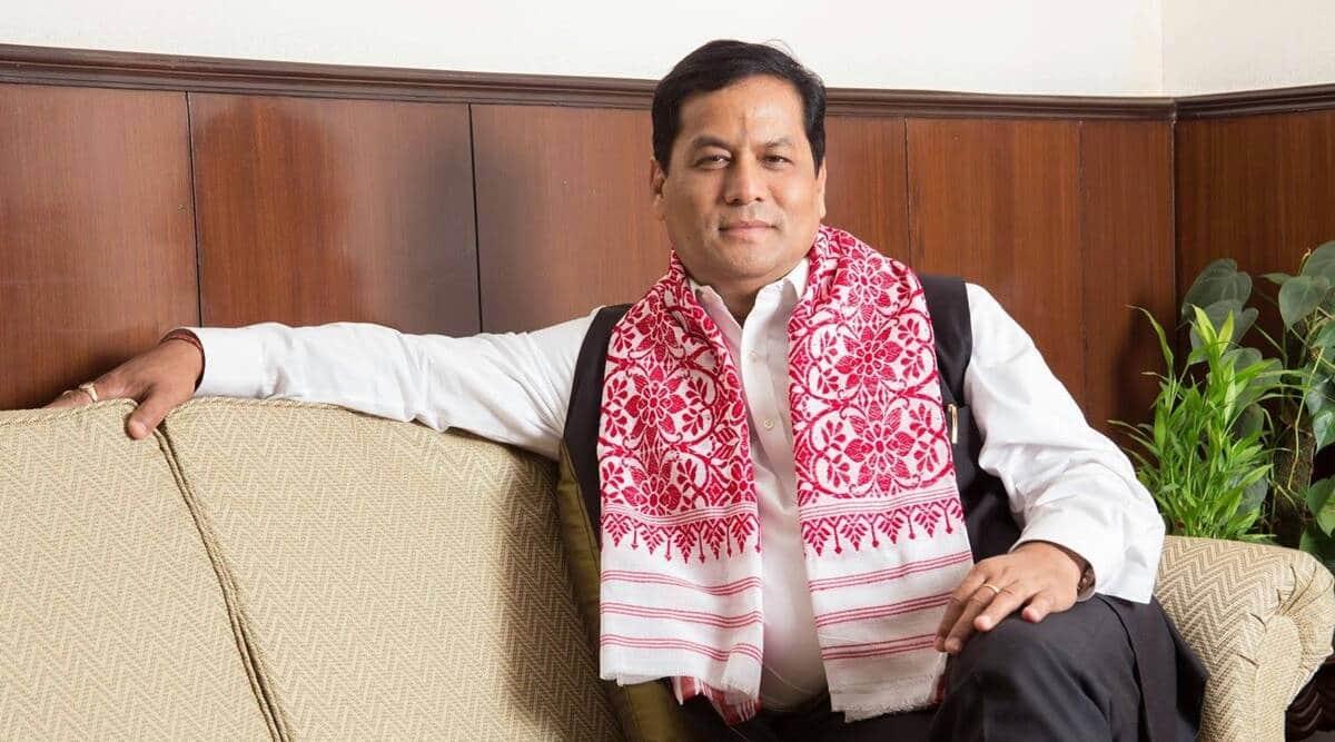 Assam government, Sarbananda Sonowal, Majuli, Narendra Modi, modi, Assam, Jorhat Majuli bridge, Nimati Ghat, Johrat, Sonowal, assam news, indian express, indian express news, current affairs