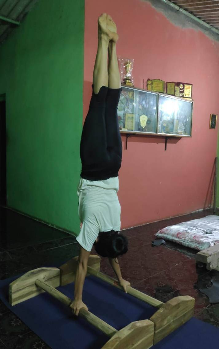 For India slot, gymnast thanks her uncle & his homemade mat, the vie
