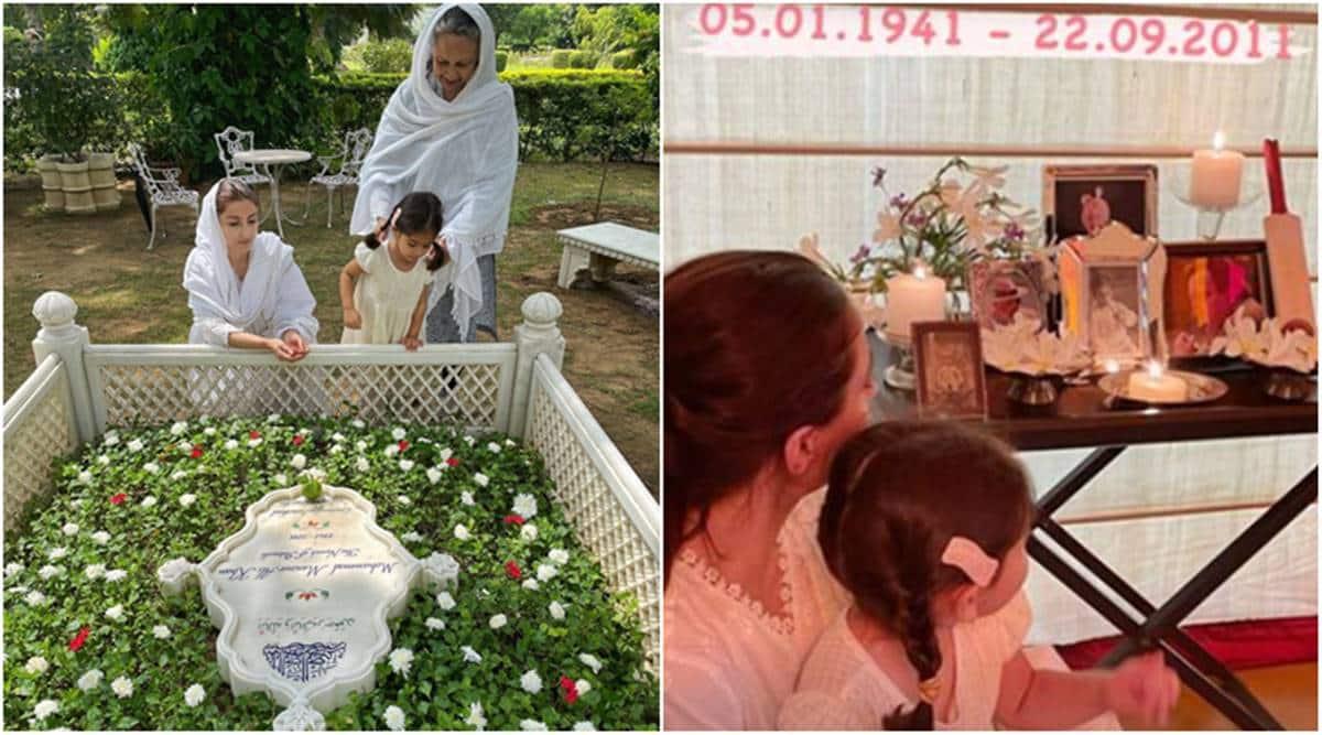 mansoor ali khan death anniversary