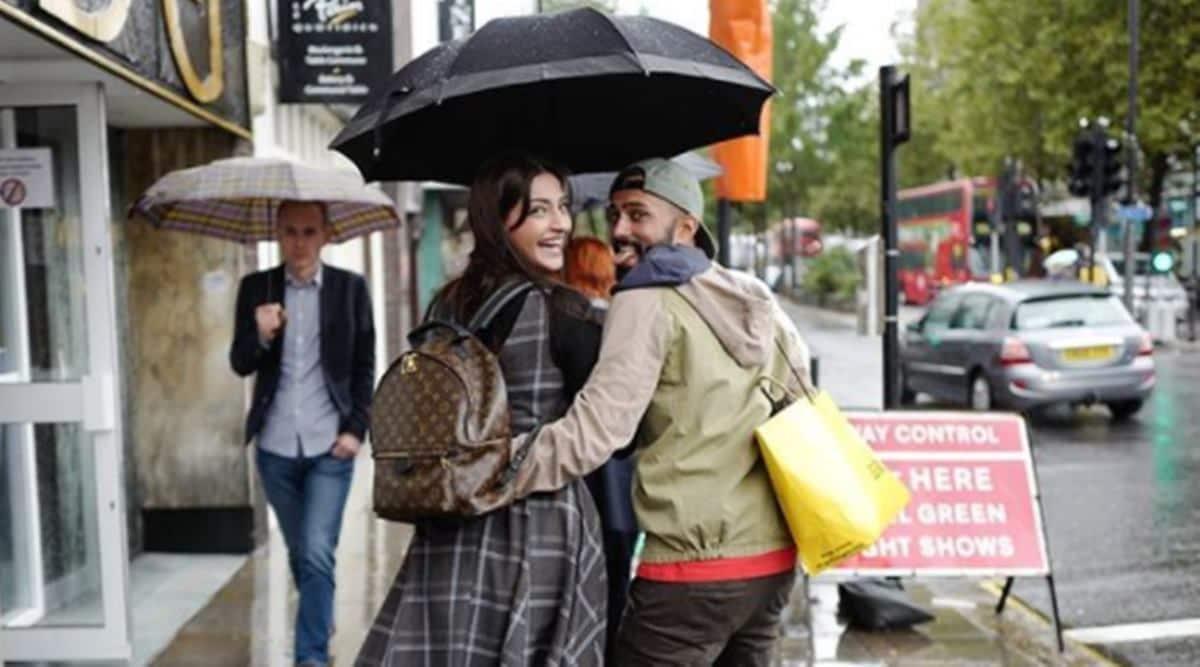 Sonam Kapoor, Sonam Kapoor news, Sonam Kapoor house, Sonam Kapoor house in London, Sonam Kapoor home, Sonam Kapoor and Anand Ahuja house tour, Sonam Kapoor and Anand Ahuja London house, indian express news
