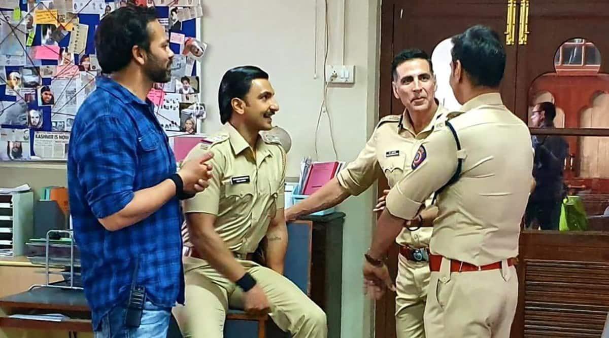 Sooryavanshi, akshay kumar, Sooryavanshi release, Sooryavanshi picture real IPS officer flaw, Sooryavanshi picture not real cop, viral news, entertainment news, indian express