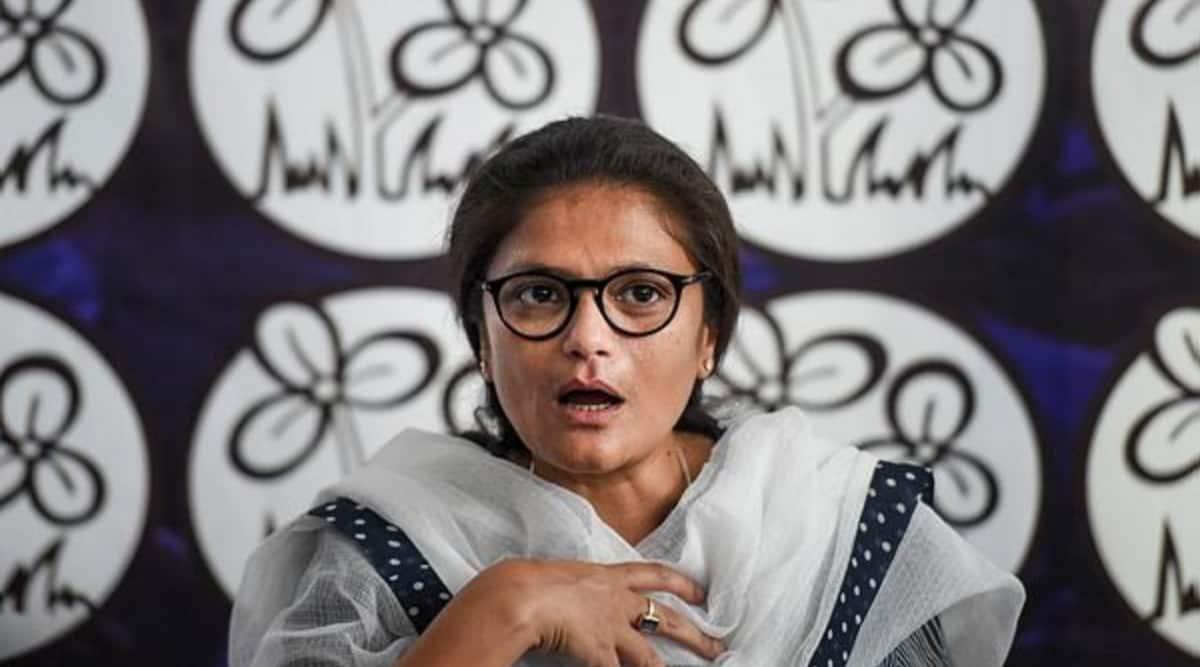 Sushmita Dev, BJP, Rajya Sabha, Assam, TMC, Mamata, West Bengal RS bypoll, Nandigram, bypoll, West Bengal, Indian Express, Indian express news, Kolkata news, current affairs