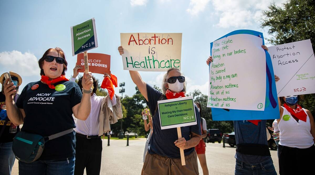 Texas, abortion law