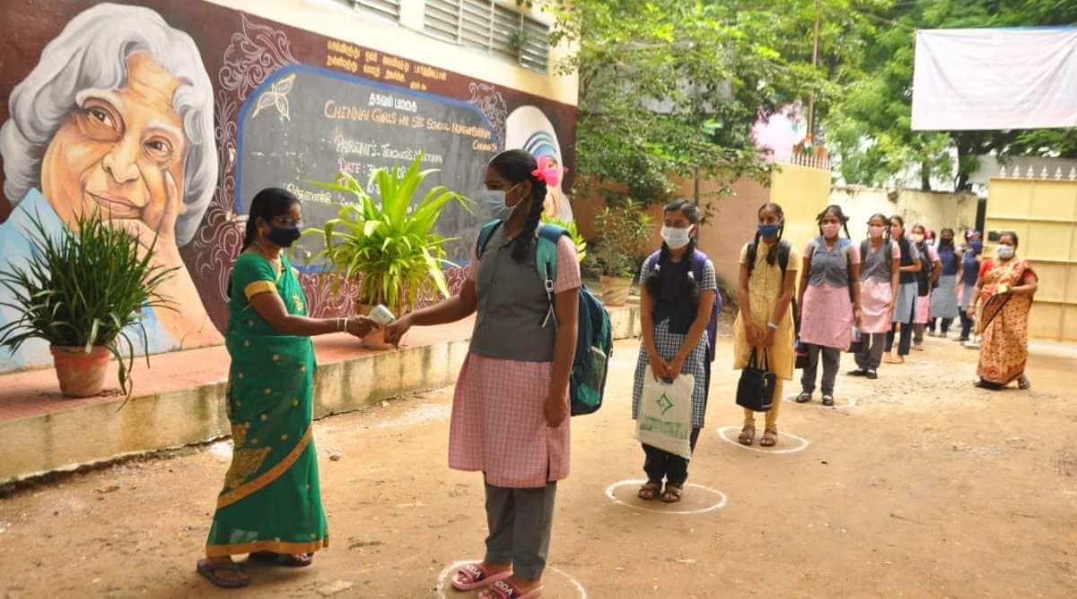 Chennai Covid