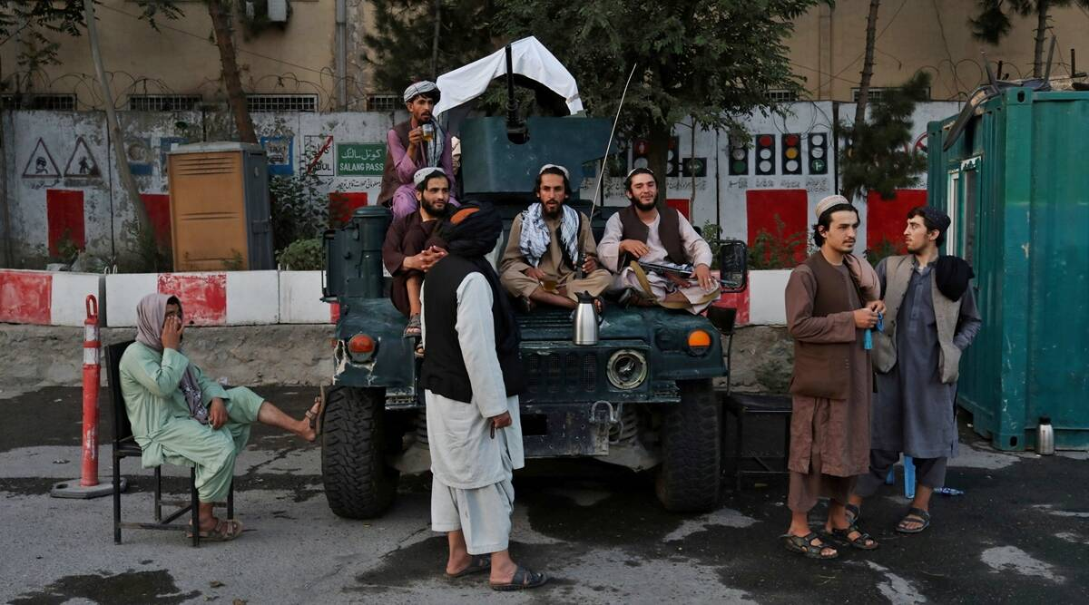 india taliban relations, Arindam Bagchi, Ministry of External Affairs, MEA India, Afghanistan news, Afghanistan latest news, india news, indian express